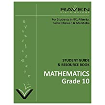 Raven's Guide to British Columbia Foundations of Math and Pre-Calculus (Grade 10)