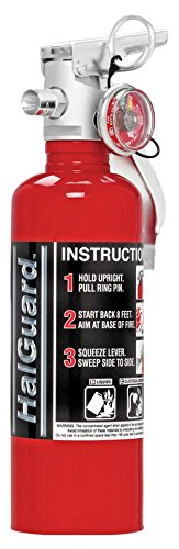 H3R Performance HG100R Fire Extinguisher by H3R Performance