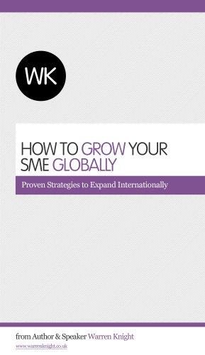 How To Grow Your SME Globally Pdf