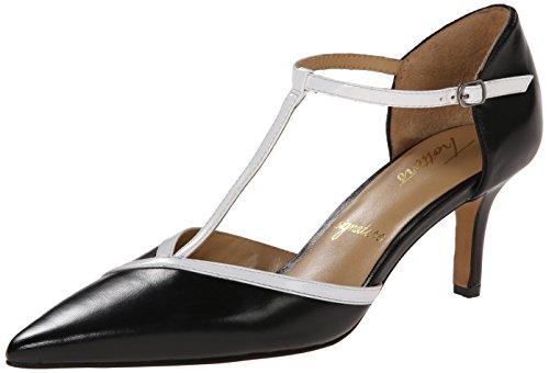 Trotters Women's Amelia Dress Sandal - Black/White - 6 C/...