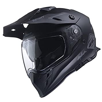 Casco Kenny Explorer negro mate 2017