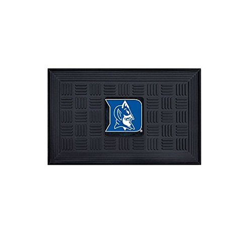 Duke University Medallion Door Mat (Devils Door Mat Rug)