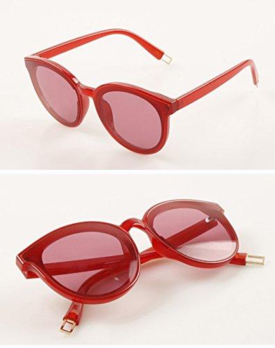 Sunglasses de Transparent Soleil Couleur B Lunettes Color Marine des A Border Lunettes Lunettes gSOU4qRx