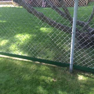 Amazon Com Easy Trim Fence Guard 8 Foot Length Industrial