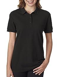 Gildan 82800L - Permium Cotton Double Pique Polo T-Shirt