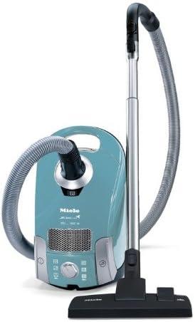 Miele S 4 EcoLine, 1600 W, 3.5 L, Azul - Aspirador: Amazon.es: Hogar
