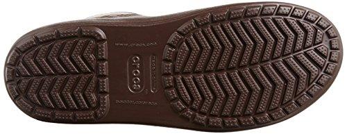 Crocs Colorlite Boot, Boots femme Marron (Mahogany/Mahogany)