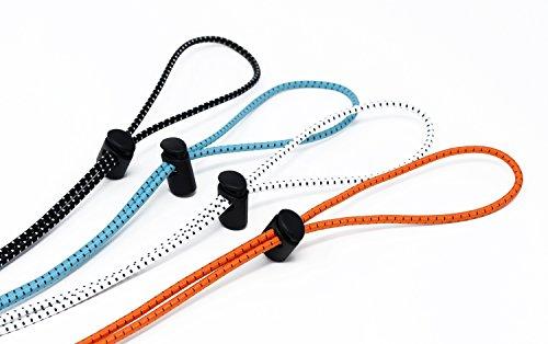 - Adoretex Bungee Strap (Buy one get a FREE Black Bungee Strap) - Light Blue/Black