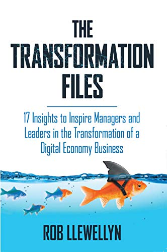 The Transformation Files by Rob Llewellyn ebook deal