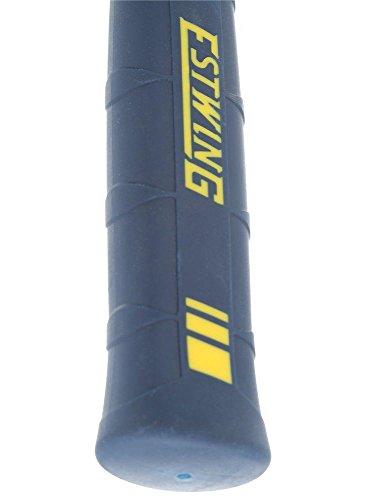 Estwing Sure Strike Drilling/Crack Hammer - 2-Pound Sledge with Fiberglass Handle & No-Slip Cushion Grip - MRF2LB