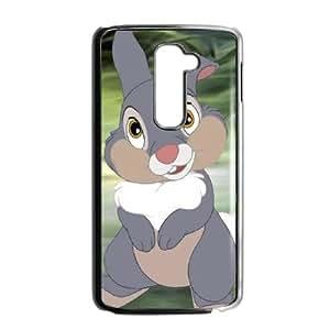 Bambi LG G2 Cell Phone Case Black yyfabc_025366