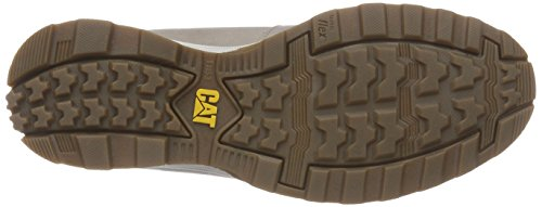 Cat Footwear CHARLI - botas chukka de cuero mujer gris - Grau (WOMENS BOSSA NOVA)