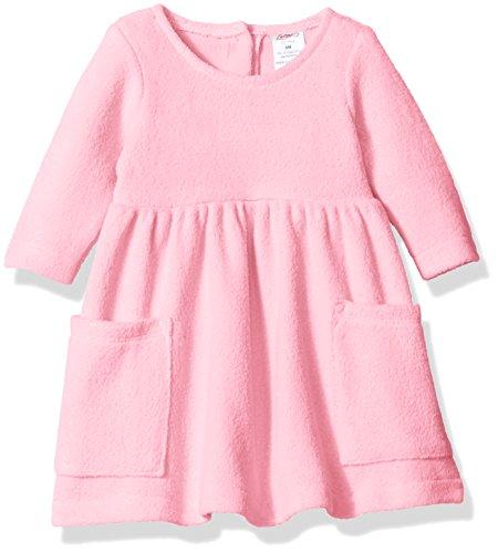 Zutano Baby Girls Cozie Fleece Dress