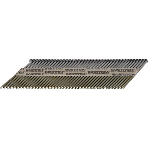 BOSTITCH PT-12D131GFH2  3.25 -Inch X .131-Inch Smooth Shank Thick Coat Galvanized Paper Tape Nail