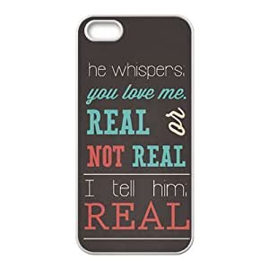 hunger games quotes Phone Case for iPhone 5S Case