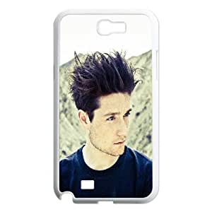 Samsung Galaxy N2 7100 Cell Phone Case White_Bastille Maiva