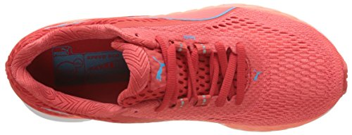 Rot Puma Outdoor Speed Turquoise 500 Red 2 Poppy Ignite Fitnessschuhe Damen nrgy rwrCqnx06