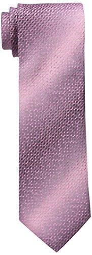 Van Heusen Men's Super Solid Tie, Pink, One Size ()