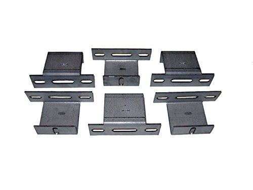 Running Boards Ez Bracket Vehicle - Lund 300011 Multi-Fit Running Board EZ Bracket Mounting Kit