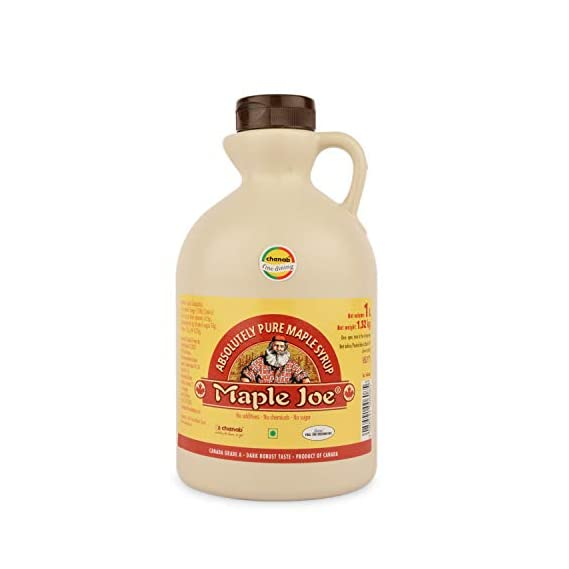 Maple Joe Canadian Grade A Maple Syrup (Maple Syrup, 1.32 kg)