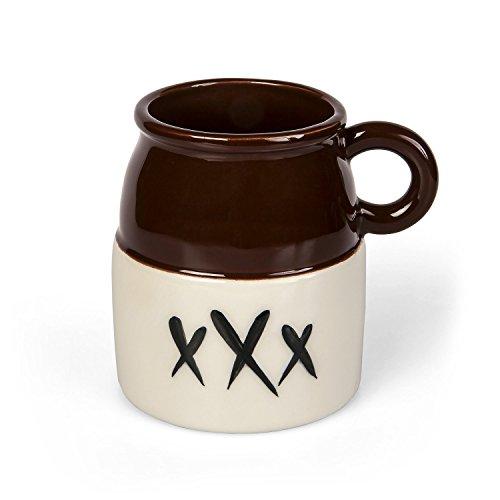 Brown Jug (GAMAGO The Jug Mug, Brown)