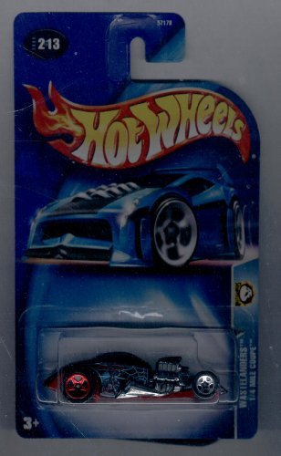 Hot Wheels 2003-213 Wastelanders 1/4 Mile Coupe 1:64 Scale ()