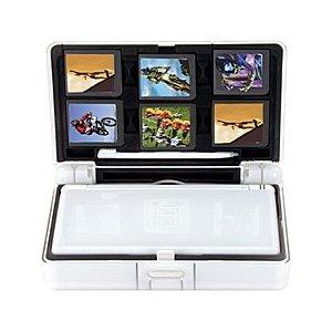 Intec Nintendo Ds Console (Nintendo DS Lite Dura-Case - White)