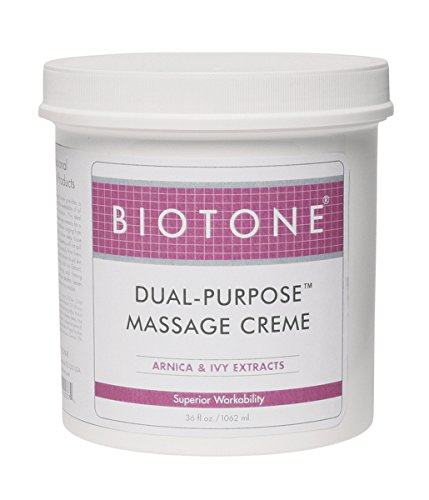 Biotone Dual Purpose Massage Creme 36oz - Model DPC36Z
