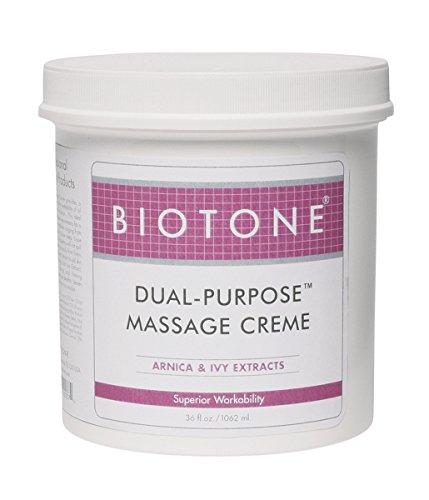 Biotone Dual Purpose Massage Creme 36oz - Model DPC36Z ()