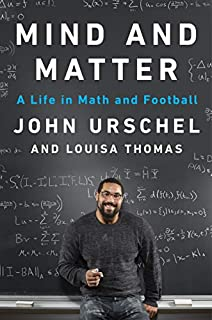 Book Cover: Mind and Matter: A Life in Math and Football