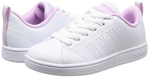 Adidas VS ADVANTAGE CLEAN K–Sneaker deportivaspara Kinder, Weiß–