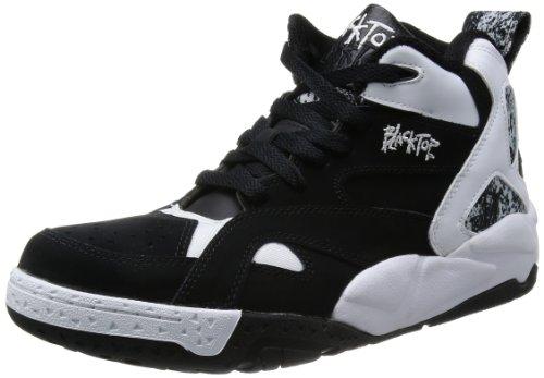 Reebok Herren Sneakers Blacktop Boulevard Black/White V55438
