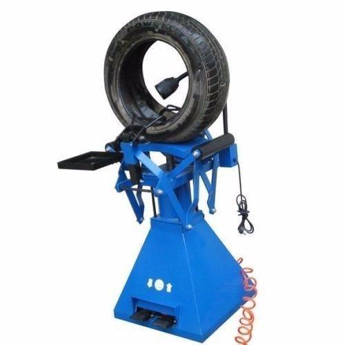 Cr Air Operated Tire Changer Spreader Pneumatic Tire Repair Machine