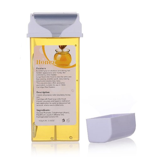 Waxing Heater Kit Cartridge Depilatory Wax Hair Removal Paraffin Big Bargain