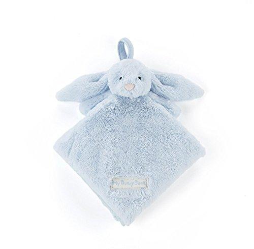 - Jellycat Soft Cloth Fabric Books, Sleepy Blue Bunny
