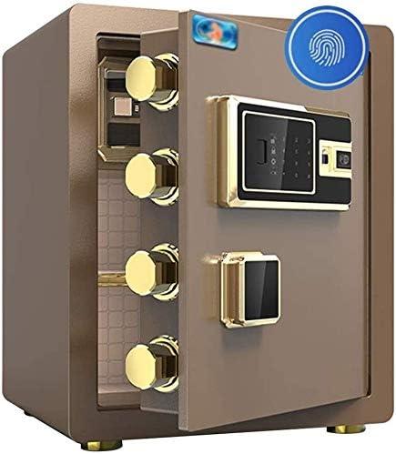 GBYYMX cajas fuertes Caja de seguridad digital, grandes armarios Caja fuerte, integrada en la pared de