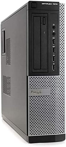 "Dell OptiPlex 7010 Desktop PC Computer, Intel i5-3470 3.2GHz, 16GB RAM, 2TB HDD, Windows 10 Pro, New 23.6"" FHD LED Monitor, Wireless Keyboard & Mouse, New 16GB Flash Drive, DVD, Wi-Fi (Renewed)"