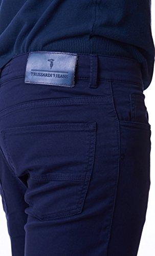 Blu 380 Icon Uomo Trussardi Pantalone Stretch 52j00004 Jeans 1y09518 nEtwnHqxYZ