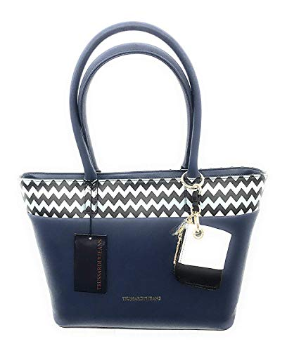 Shoulder Women's blue Women's blue Shoulder Bag Women's Blue Bag Media TRUSSARDI Media Blue TRUSSARDI Shoulder TRUSSARDI Bag Blue rq77wS0RA
