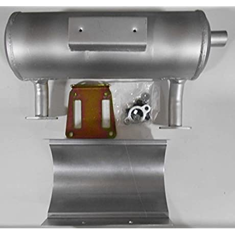 KOHLER 24 786 12 S Muffler Kit FITS CH18 CH25 CH620 740 Made By OEM Supplier