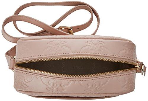 para es Zapatos y Tous Mossaic cm Pink 8x13 x 5x19 Bolso Rosa Mujer complementos H W x bandolera Amazon L RaCatSq