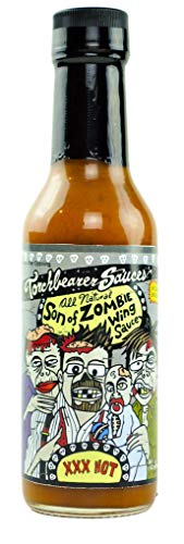 - Son of Zombie Wing Sauce