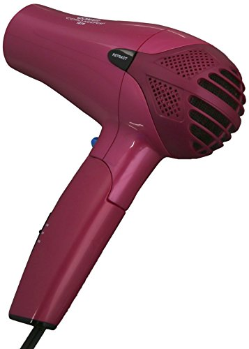 Conair 1875 Watt Cord Keeper 2 In 1 Styler Hair Dryer With Import It All