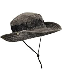 Outdoor Summer Boonie Hat for Hiking d92b66f310af
