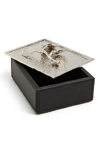 Michael Aram Botanical Leaf Jewelry Box -