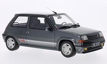 Renault 5 GT Turbo, metálico-gris, 1987, Modelo de Auto, modello completo, Ottomobile 1:18: Ottomobile: Amazon.es: Juguetes y juegos