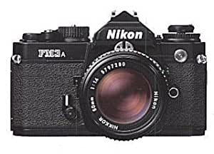 NIKON FM3A 35mm SLR Camera Body (Lens not included)