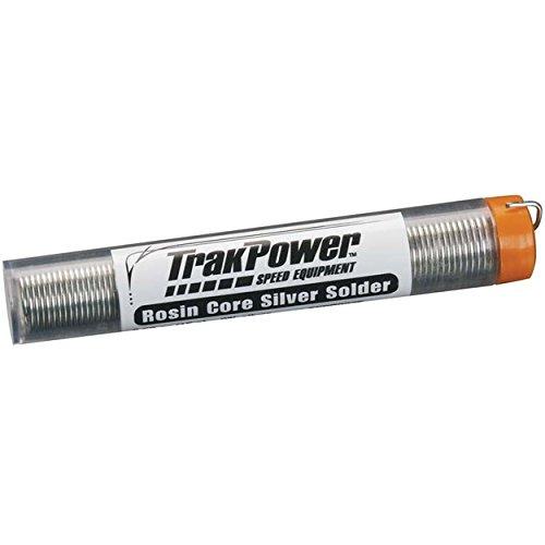 TrakPower Rosin Core Lead Free Silver Solder 0.53 Ounces (15 Grams) (Free Solder Silver Lead)