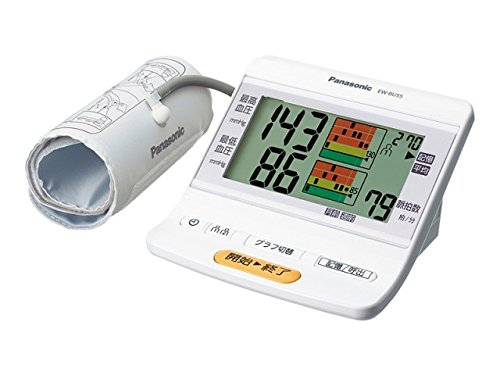 Panasonic EW-BU55/W Upper Arm Blood Pressure Meter