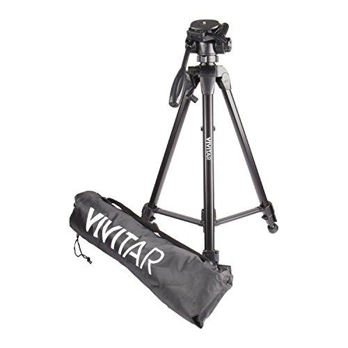 Vivitar 62 inch Photo Video Tripod